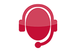 image of a person with a headset icon for ABOUT MTI